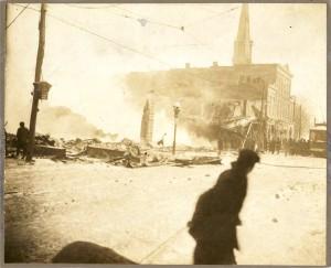 009 - 1917 fire