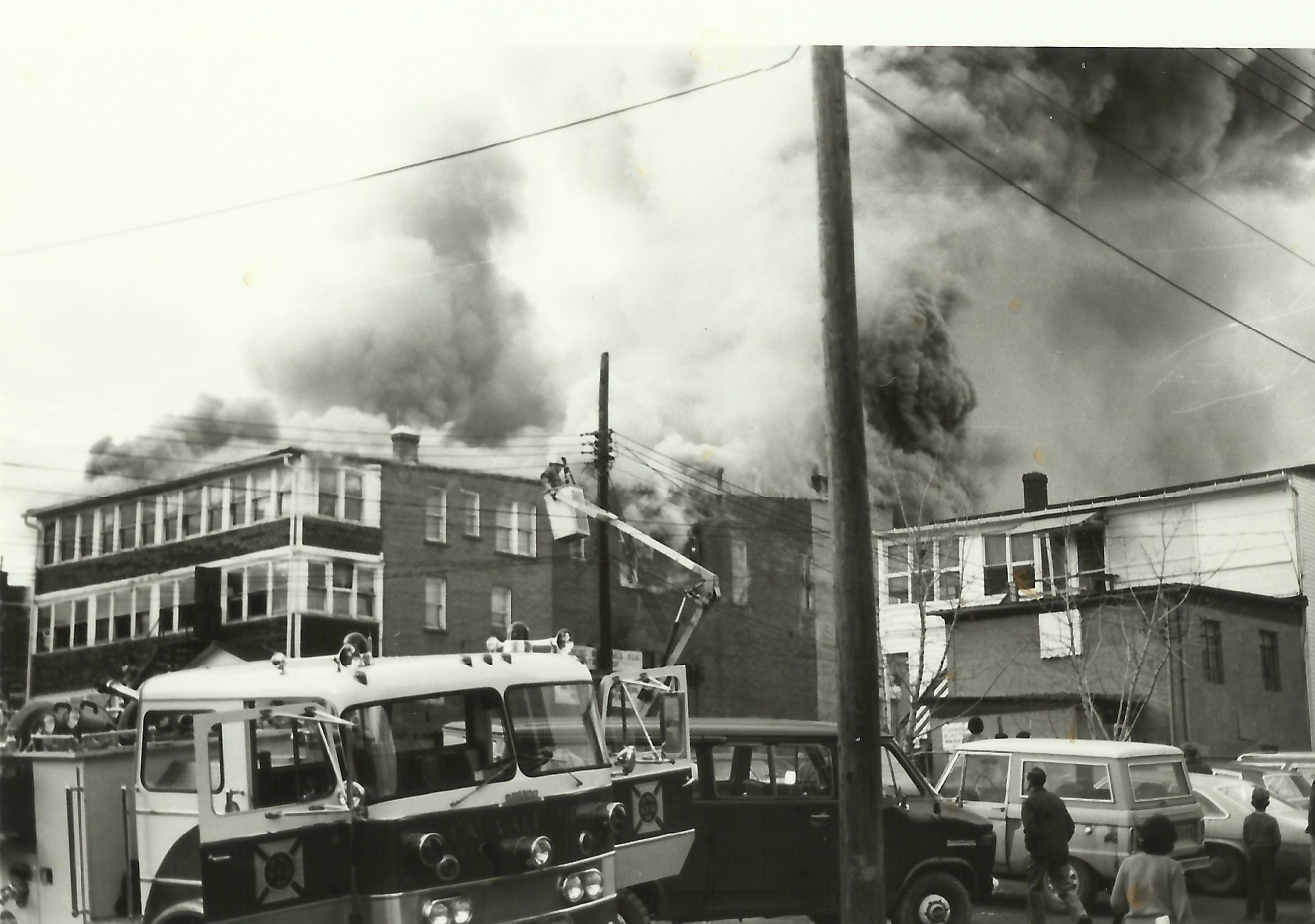 On this day in frostburg ffd history one of the town s worse