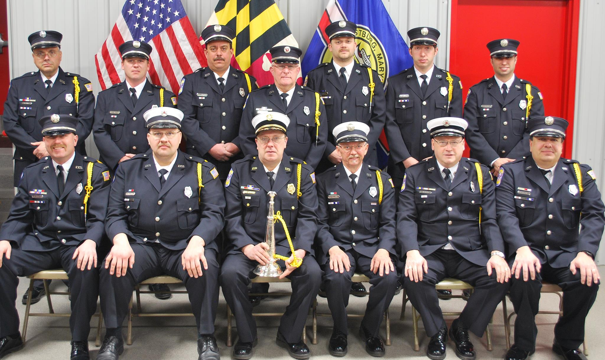 Line Officers