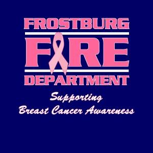 FFD Pink T-Shirt (BACK)